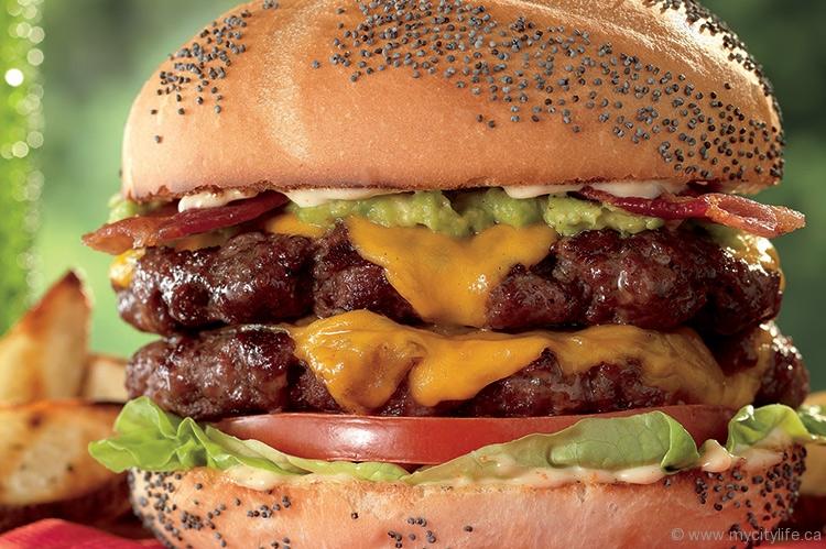 weber 39 s extreme burger city life vaughan lifestyle magazine. Black Bedroom Furniture Sets. Home Design Ideas