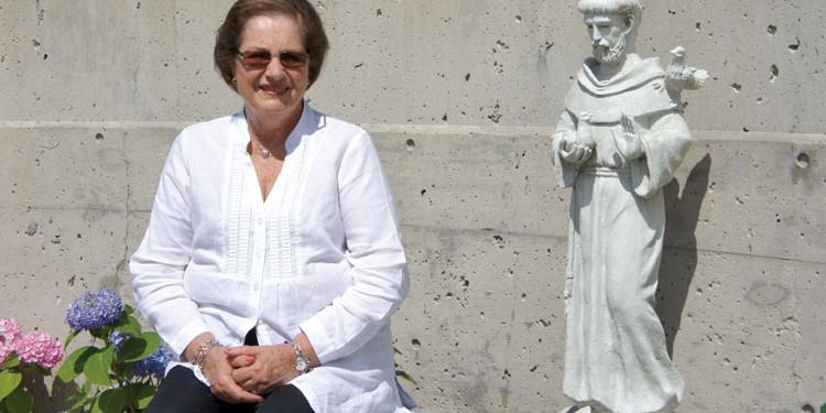 Franca Carella, founder and executive director of the Vitanova Foundation