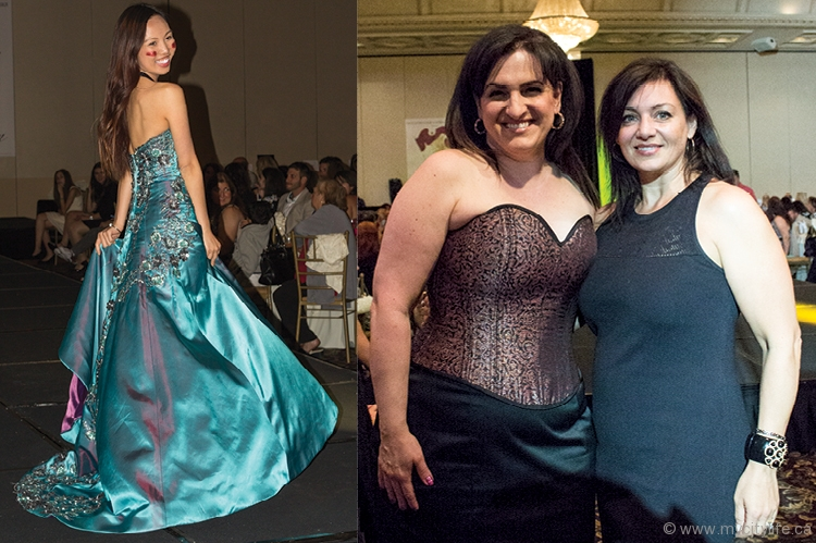 The Haute Couture Academy Year End Fashion And Art Show Vaughan City Life Vaughan Lifestyle Magazine