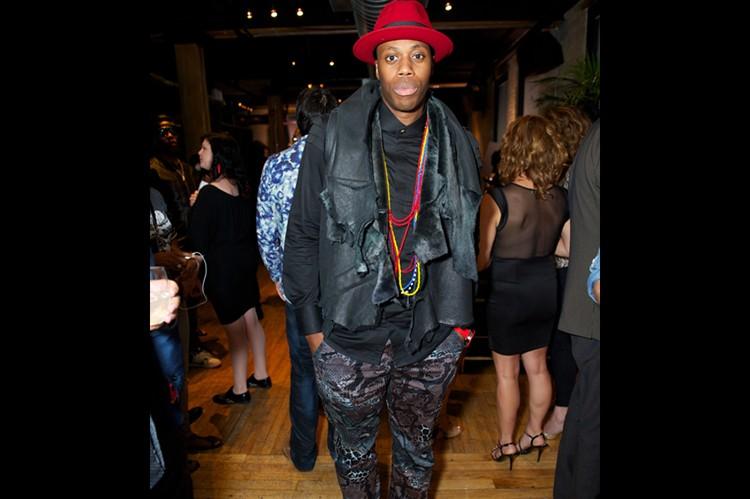 Hip-hop artist Kardinal Offishall