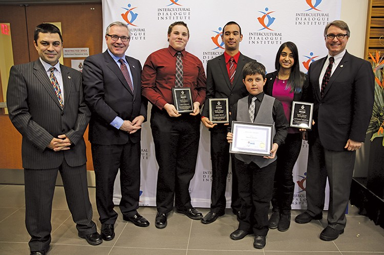 The YRP recognized young citizens who have helped local emergency services thrive through their bravery, dedication and hard work