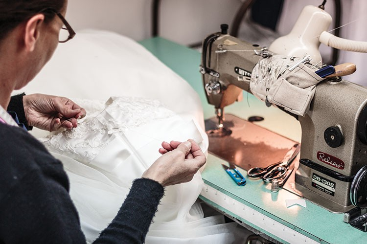 Zero 20 Kids' in-house seamstresses ensure that all pieces fit each child to a tee