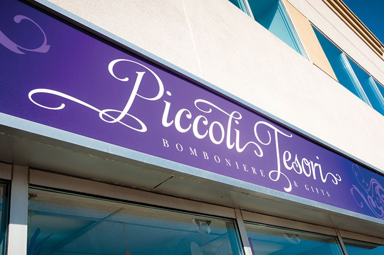 Piccoli Tesori Bomboniere & Gifts is a new giftware boutique in Vaughan that carries high-quality items such as beautiful crochets