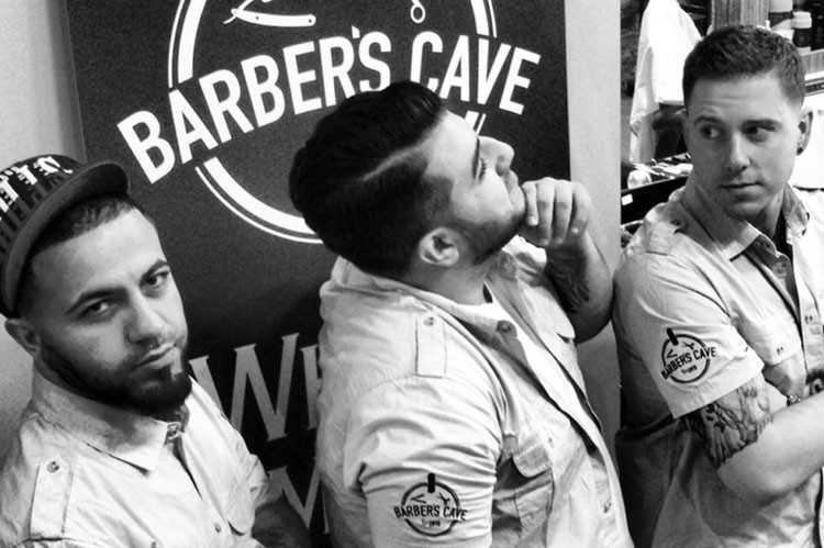BARBER'S CAVE