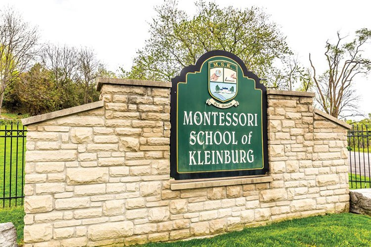 Montessori school of Kleinburg
