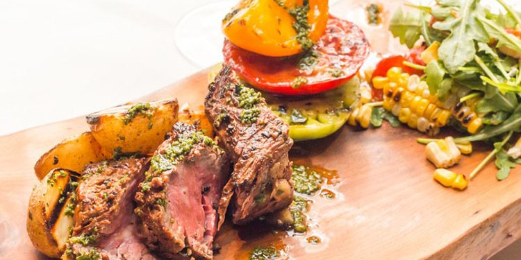 Peroni-Marinated Beef Tenderloin