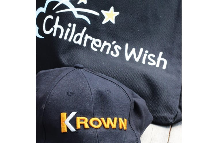 Krown Rust Control raised over $34,000 for the Children's Wish Foundation