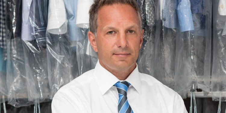 Owner of North Park Cleaners Rick Lamanna