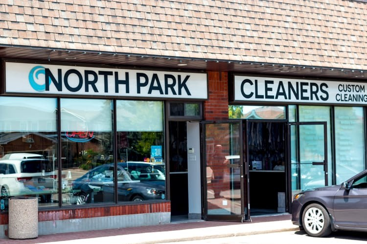 North Park Cleaners' customer appreciation day highlights 25 years in business