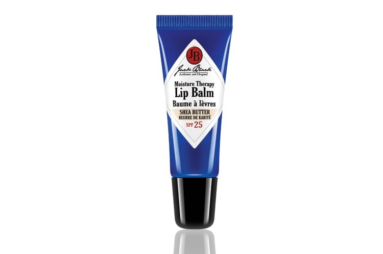 3. Jack Black's ultra-hydrating Intense Therapy Lip Balm with SPF 25
