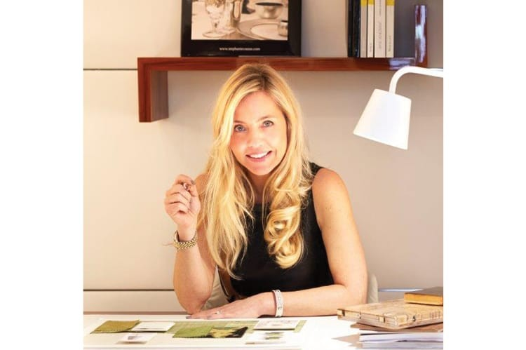 Stéphanie Coutas, founder of interior architecture and decoration agency 1001 Maisons