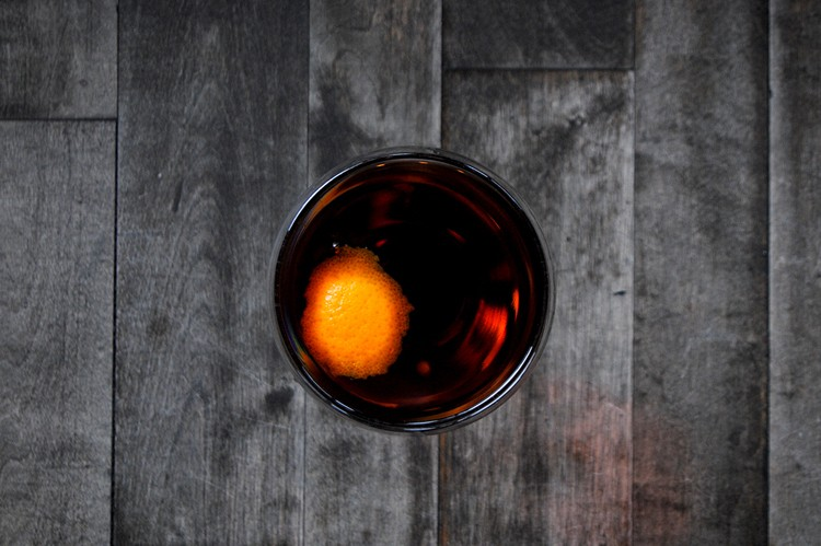 The E36 Smoked Boulevardier, inspired by Demolition, starring Jake Gyllenhaal