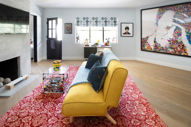Home Sweet Hollywood Modern Decor
