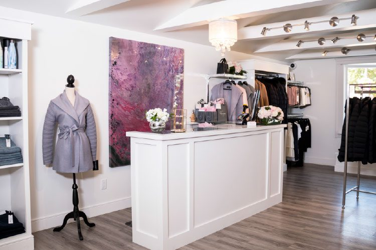 Luxury Shopping in Kleinburg