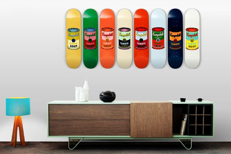 Lumas + The Skateroom: Deck The Walls – Skateboards and Art | City ...